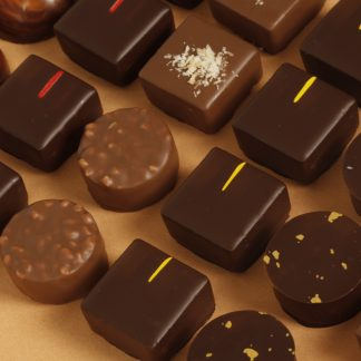 Nos coffrets de chocolat